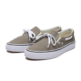 【VANS】COMFORT LACEY ヴァンズ レイシー V198CF CALM TAUPE