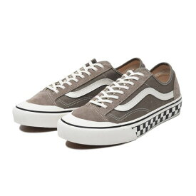 【VANS】STYLE 36 DECON SF ヴァンズ スタイル36デコンSF VN0A3MVLXM0 (S.WASH)D.TAUPE