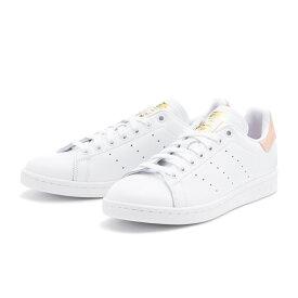 【adidas】 アディダス スニーカー STAN SMITH W スタンスミス EG5791 WHT/WHT/PNK