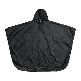 【DANNERアパレル】 Danner Poncho ダナー ポンチョ 420A1090100 BLACK