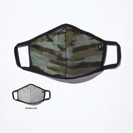 【STANCE SOCKS】 スタンス ソックス RAMP CAMO MASK マスク AH01C20RAM#AMG ARMY GREEN
