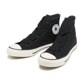 【CONVERSE】 コンバース スニーカー ALL STAR GORESLIP HI オールスター ゴアスリップ ハイ 31302661 BLACK