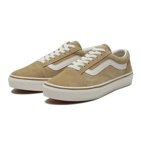 【VANS】 ヴァンズ OLD SKOOL オールドスクール V36CF SUEDE MILK TEA