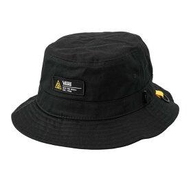 【VANS】 ヴァンズ AP M SIXTYSIX BUCKET HAT バケットハット VN0A4UQBBLK BLACK 2