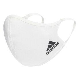 【adidas】 アディダス Face cover Kids(PF) フェイスカバー 3枚組 H34588 WHITE