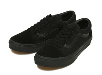 Vans sneaker men's OLD SKOOL, old school V36CLA M.BLACK(RB) / ABC-Mart Rakuten market shop 10P06jul13