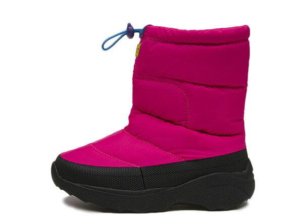 キッズ 【HAWKINS】 ホーキンス スノーブーツタイプ 冬靴 SNOW BOOTS HK51089 F14 PINK