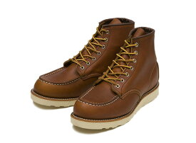 【RED WING】 レッドウィング 6 CLASSIC MOC 6'クラシック モック 5875 BROWN