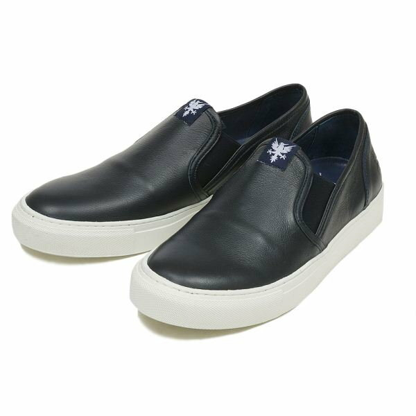 【OVERSTATE】 SLIP-ON 302 15SP NAVY