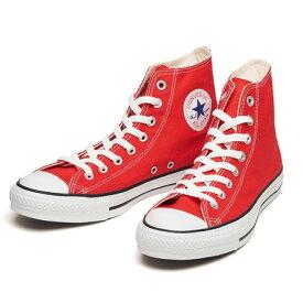【converse】 コンバース オールスター ハイ ALL STAR HI RED