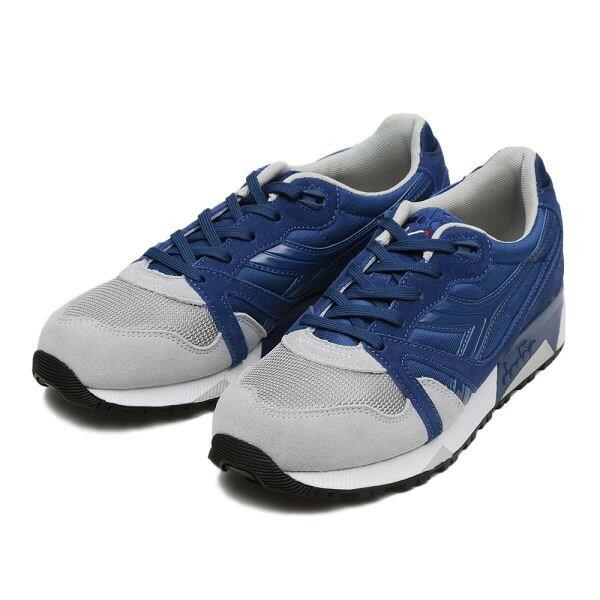 【DIADORA】 ディアドラ N9000 NYL 160827 BLUE/GREY