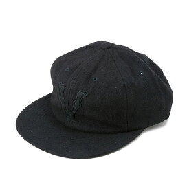 【VANSアパレル】 ヴァンズ キャップ SNIDER HAT VN-02UABLK BLACK 2