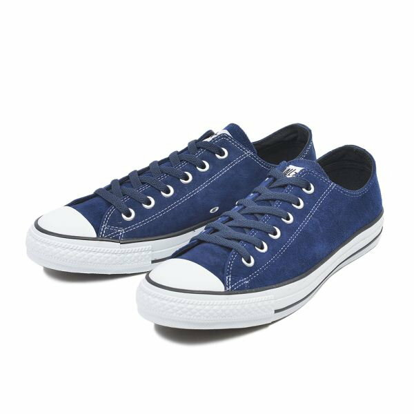【CONVERSE】 コンバース SUEDE ALL STAR WV(A)OX スエード オールスター WV(A)OX 32158195 NAVY