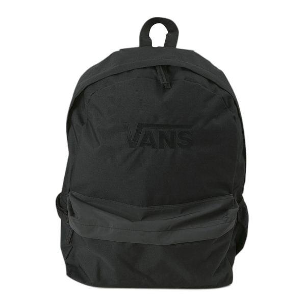 [LEADER BIKESコラボ] 【VANSアパレル】 ヴァンズ バッグパック LEADER BackPack VA16SS-LB02BP 16SP BLACK