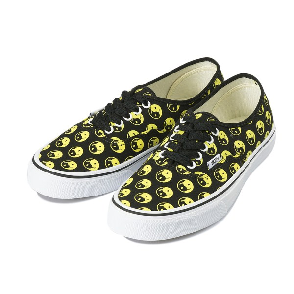 【VANS】 ヴァンズ AUTHENTIC オーセンティック VN0A38EMOM9 17FA (D.LATER) SAPPY