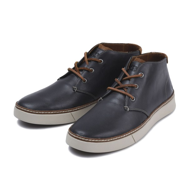 【SPERRY TOP-SIDER】 スペリートップサイダー CLIPPER CHUKKA クリッパーチャッカ STS13449 CHARCOAL