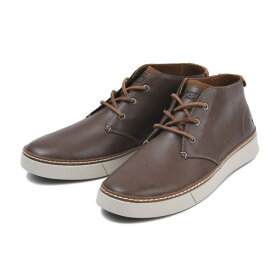 【SPERRY TOP-SIDER】 スペリートップサイダー CLIPPER CHUKKA クリッパーチャッカ STS13450 BROWN