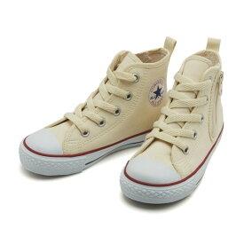 キッズ 【CONVERSE】 コンバース (15-21)CHILD ALL STAR N Z HI チャイルド オールスター N Z ハイ 32712040 WHITE