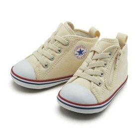 キッズ 【CONVERSE】 コンバース (12-14)BABY ALL STAR N Z ベビー オールスター N Z 32712140 WHITE