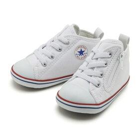 キッズ 【CONVERSE】 コンバース (12-14)BABY ALL STAR N Z ベビー オールスター N Z 32712143 OPTICALWHITE