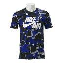 NIKE SPORTSWEAR(ナイキスポーツウェア) メンズ ナイキエア AOP Tシャツ1 834576-101 SP17 101WHT