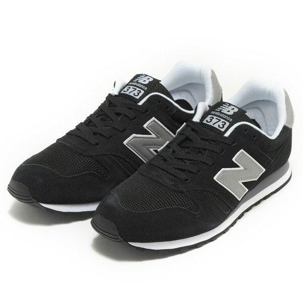 【NEW BALANCE】 ニューバランス ML373GRE 17SS ABC-MART限定 *BLACK(GRE)