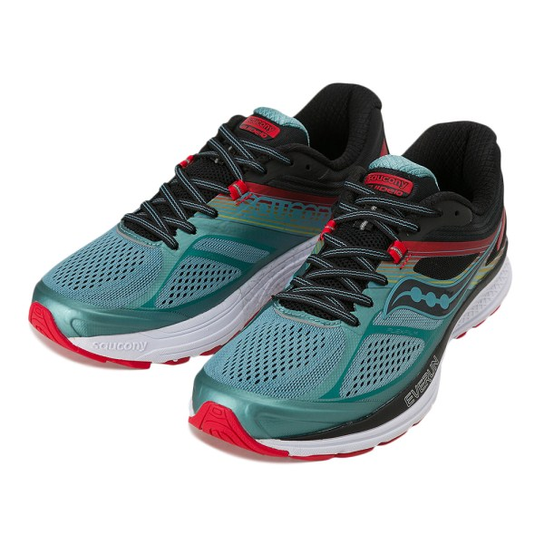 【SAUCONY】 サッカニー GUIDE 10 ガイド10 S20350-2 BLU/BLK/RED