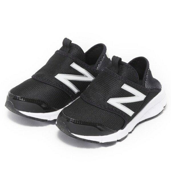 キッズ 【NEW BALANCE】 ニューバランス 14-19K150S 17SS BLACK(BWI)