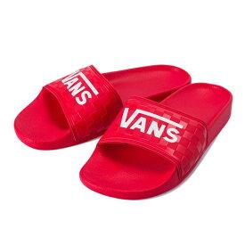 【VANS】 ヴァンズ サンダル OVERS V7588 RED/WHITE