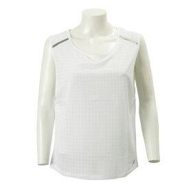 レディース 【New Balanceウェア】 ニューバランス スリーブレス ファッションラン AWT71209WT ホワイト(WT)
