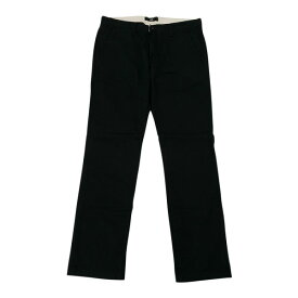 【VANSアパレル】 ヴァンズ パンツ MN AUTHENTIC CHINO S VN0A3143BLK BLACK 2