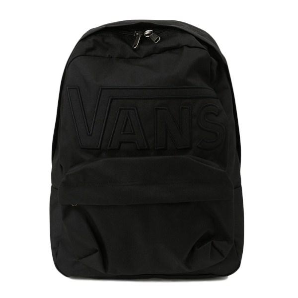 【VANSアパレル】 ヴァンズ バックパック MN OLD SKOOL II BACK VN000ONIBKA BLACK/BLACK