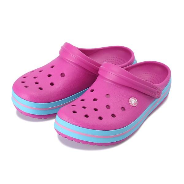 【crocs】 クロックス crocband クロックバンド 11016-59L Vibrant Violet