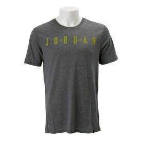NIKE(ナイキ) ジョーダン メンズ エアジョーダン ICONIC JORDAN 半袖 Tシャツ 834478-071 SU17 071DGR