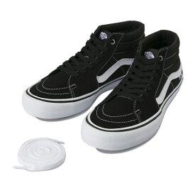 【VANS】 ヴァンズ SK8-MID PRO スケートミッド プロ VN0A347UY28 BLACK/WHITE