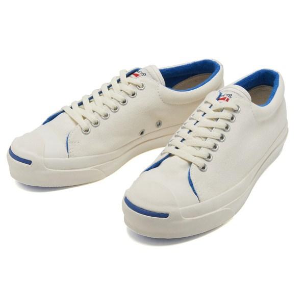 【CONVERSE】 コンバース JACK PURCELL RET 2 ジャックパーセル RET 2 32263230 WHITE/BLUE