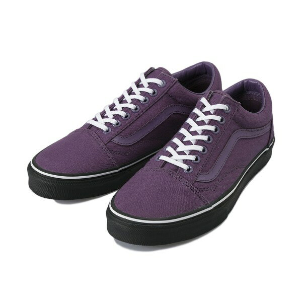【VANS】 ヴァンズ OLD SKOOL オールドスクール VN0A38G1OB3 17FA (BK SOLE)GRP/BL