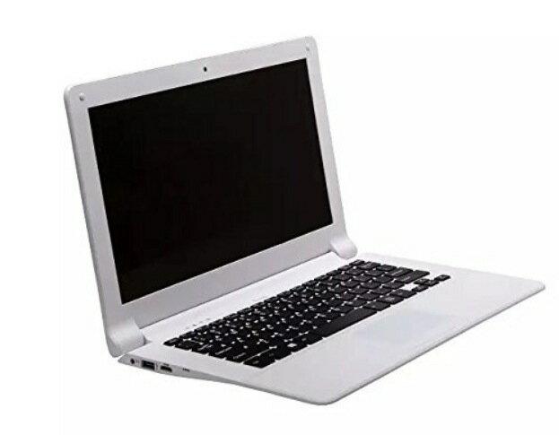 2台目パソコン【Microsoft Office 2010 標準搭載】0.8kg超薄軽量11.6インチノートパソコン 高速Intel静音CPU 搭載 メモリ2GB 6000mAhバッテリー付き [Smart-Japan] 無線LAN内蔵 Windows10標準搭載ノートPC (HDD容量(64GB), ホワイト) 充電式無線マウス付き