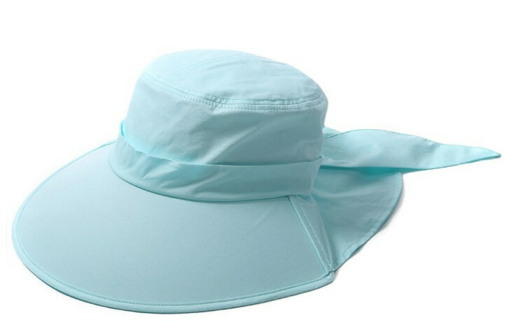 (シッギ)Siggi 取り外すあご紐 ポニーテール ネックカバー コットン100% サイズ調節 つば広 uvカット帽子 春夏 レディース 自転車 56-58cm 小顔効果抜群 UVカット UVケア 紫外線対策 完全 予防 紫外線カット 完全遮光 帽子 おしゃれ 68035-グリーン