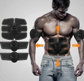 腹筋ベルト EMS 筋トレフィットネスマシーン EMS腹筋ベルト 腹筋トレマシン 腹筋トレーニング 筋肉 お腹 腕部 太もも 腹筋マシン Vansky AKNONRE 腹筋 腕筋 超薄型 静音