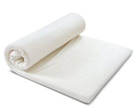 MyeFoam 新世代健康マットレス 高反発 寝返りサポート 体圧分散 快適睡眠 腰楽 底付なし Mkicesky コンパクトに畳んで収納できる 持ち運び便利 通気性抜群 防ダニ 抗菌 おりたたみ 洗える セミダブル 120x200x3cm 高密度30D 硬め200N