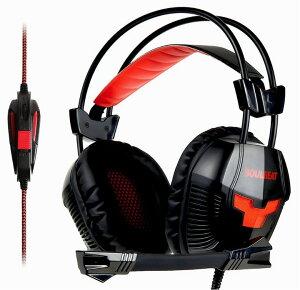 ゲーミングヘッドセット PS4 SOULBEAT ヘッドホン 901シリーズ ゲーミング FPS 対応 イヤホン ヘッドフォン マイク 付属 プレステ4 ゲーム用 PC ヘッドフォン ヘッドセット等 パソコン可能 PS プレ