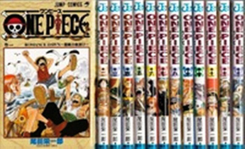 ワンピース(ONE PIECE) <1〜86巻> 尾田栄一郎 【漫画全巻セット】【中古】