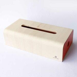 YK15-107ソフトパック用ティッシュケースティッシュボックスティッシュBOXティッシュカバー北欧雑貨プライウッドヤマト工芸