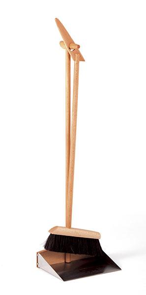 【送料無料】 661872 ダストパンセット ちりとり 塵取り ほうき 箒 レデッカー REDECKER アスプルンド ASPLUND ハンドメイド 天然素材 ドイツ エコロジー リサイクル キッチン ダイニング インテリア雑貨