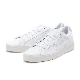 【adidas】 アディダスオリジナルス adidas SLEEK W スリーク DB3258 WHT/WHT
