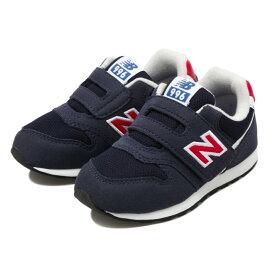 ベビー 【New Balance】 ニューバランス IZ996XA(W) (12-165) NAVY/RED(XA)