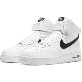 【NIKE】 ナイキ AIRFORCE 1 HIGH 07 AN20 ナイキ エアフォース1 HIGH 07 CK4369-100 100WHITE/BLACK