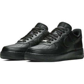 【NIKE】 ナイキ AIRFORCE 1 '07 エアフォース1'07 MCW2288 001BLK/BLK