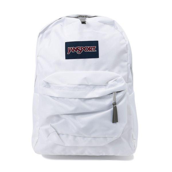 【JANSPORT】 ジャンスポーツ バックパック SUPERBREAK スーパーブレイク T501WHX WHITE